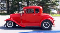 Ford Coupe shown  locally in 2017