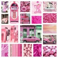 MY PINK COLLAGE
