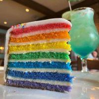 Pride RainBow Cake