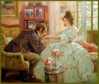 A Gallant Admirer
