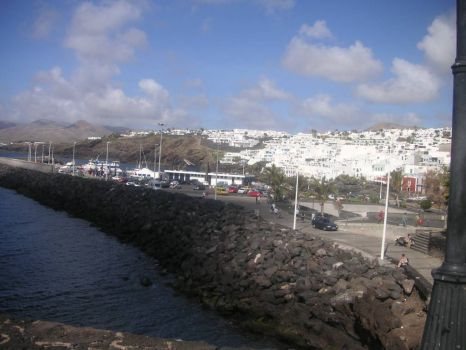 Lanzarote  Old Town
