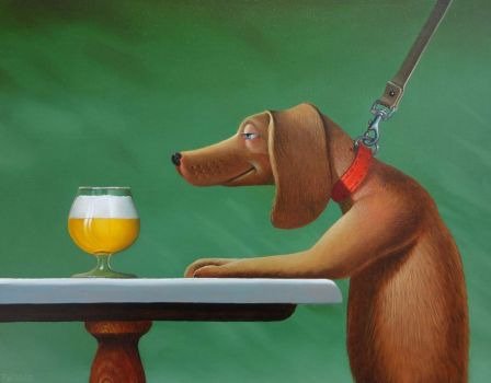 """""""Redbone Coonhound"""""""