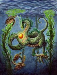 Secrets of the Sea - acrylicdragon