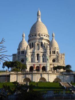 Basilique du Sacre-Coeur, Paris