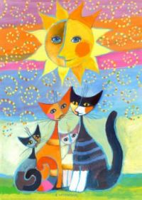 Picture made by Rosina Wachtmeister