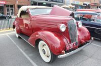 "Chevrolet ""FD Standard Six"" Roadster  - 1936"