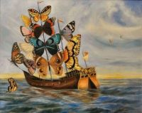 Butterfly Sails by Ruth Edwards