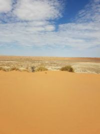 Simpson Desert from Big Red
