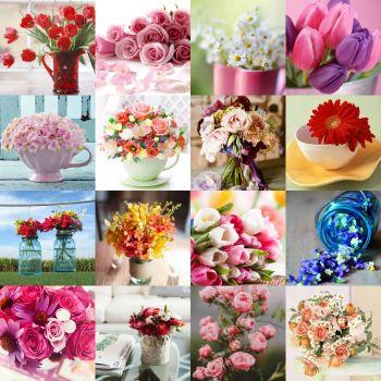 Pretty flowers, small