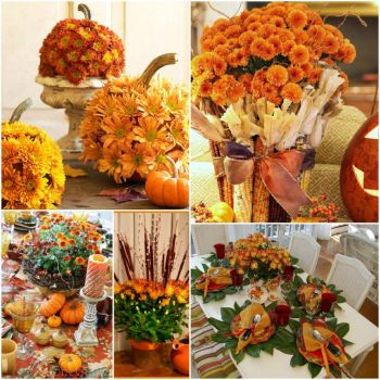 Indoor Autumn Decorations