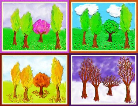 The four seasons :)) III