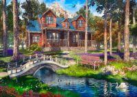 Pine Cabin Home