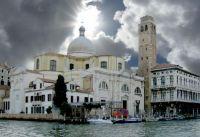 THEME: Churches (Church of the Salute, Venice)