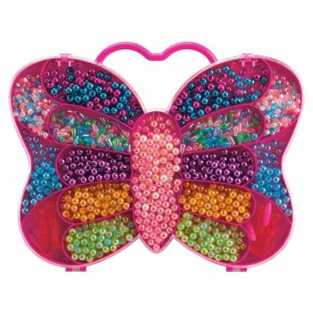 butterfly bead storage