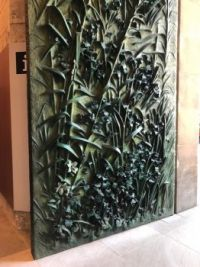 Door at Sagrada Familia, Barcelona