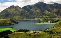 Lake Wannaka New Zealand