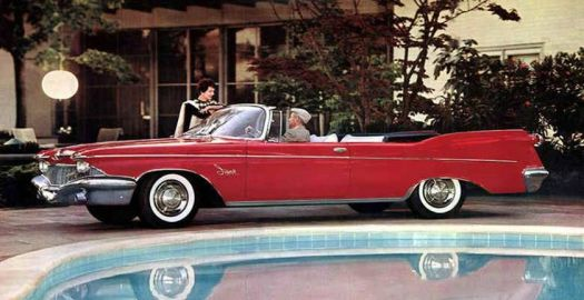 60 Chrysler  Crown Imperial