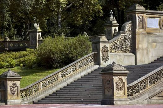 Staircase, Central Park, NYC