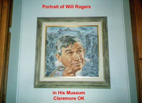Go see the Will Rogers Museum if possible!