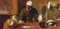 La mulata (The Supper at Emmaus)