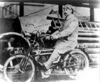 LMC Motorbike, c.1914