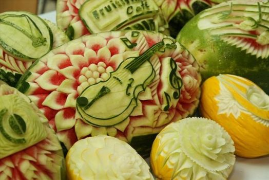 Watermelon Art..2.