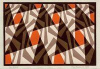 Opus 103 D, 1973, Hans Hinterreiter (1902-1989)
