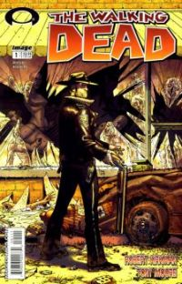 The Walking Dead: Issue #1