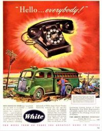 Themes Vintage ads - The White Motor Company