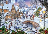'Snowflakes' by Steve Crisp