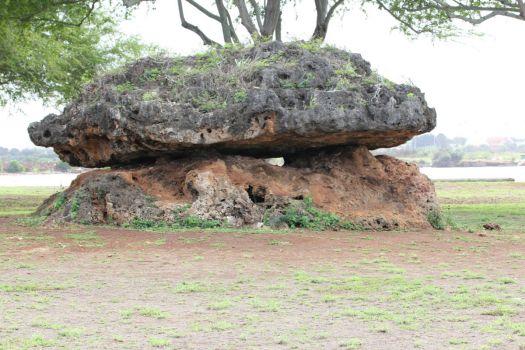 Mushroom Rock, Haleiwa, Hawaii