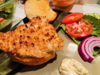 Panko Breaded Haddock Sandwich