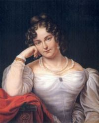 ca. 1850 Amalie Haizinger attr to Franz Seraph Stirnbrandt
