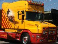 Truckstar Festival 2007 Scania
