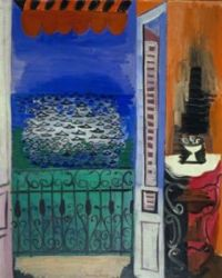 Dufy-Window at Nice