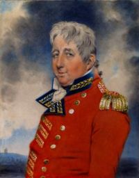 Lieutenant-General Richard England
