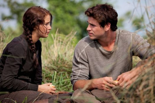 Gale and Katniss