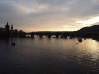 The Charles Bridge, Prague