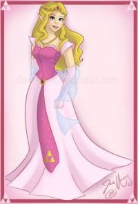Disney Princess Zelda