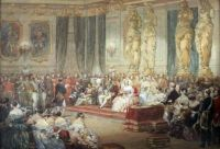 Le mariage de Napoléon III au Palais des Tuileries