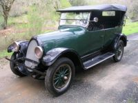 1922 Franklin Open Touring Sedan