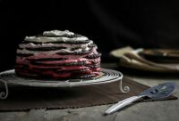 Chocolate-Raspberry Icebox Cake