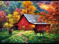 Autumn Grazing