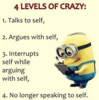 Levels of Crazy (2)