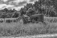 My Friend Mike's Tractor