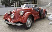 Mercedes Benz 150 Sportroadster - 1935