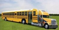 Big rig school bus!     bandit