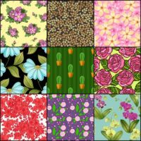 Flower patterns 14