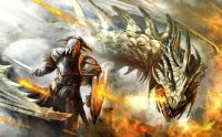 Dragon Knight (Large)