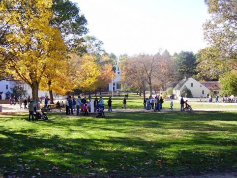 Old Sturbridge Village Common